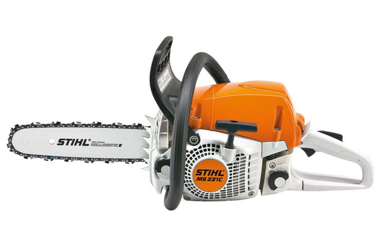 "STIHL MS231C-BE 2.7HP 16"" ERGO CHAINSAW"