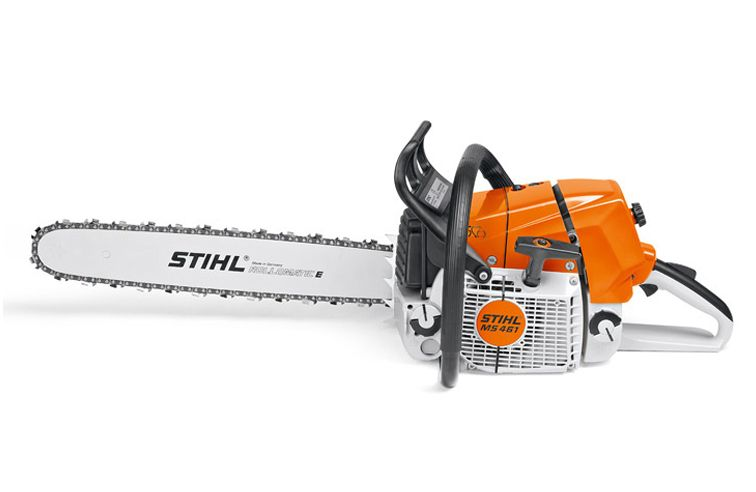 "STIHL MS461 6.0HP 25"" FORESTRY CHAINSAW"