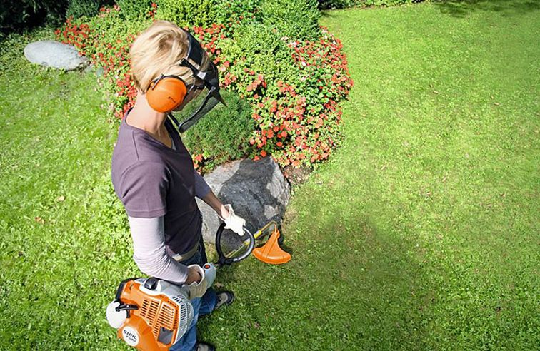 STIHL FS40 PETROL GRASS TRIMMER