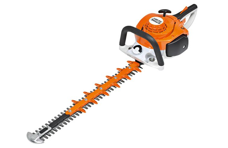 "STIHL HS56C-E 24"" PETROL HEDGE TRIMMER"