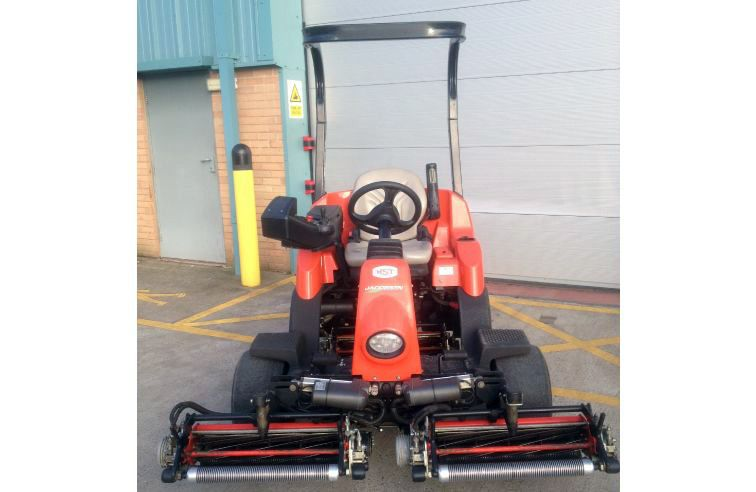 USED - RANSOMES JACOBSEN ECLIPSE 322