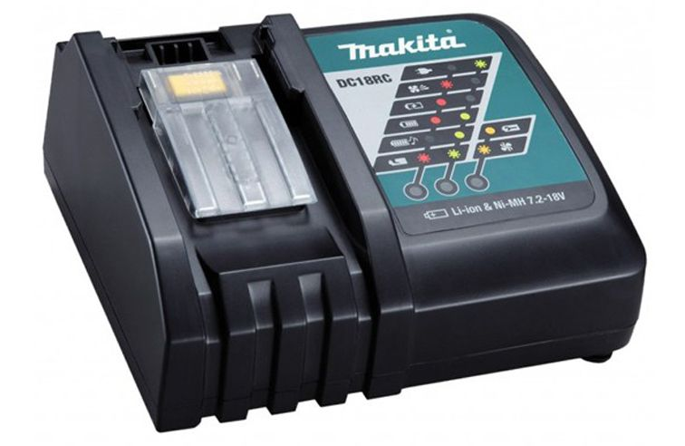 MAKITA DC18RC COMPACT CHARGER