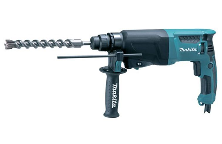 MAKITA HR2610 SDS-PLUS ROTARY HAMMER DRILL