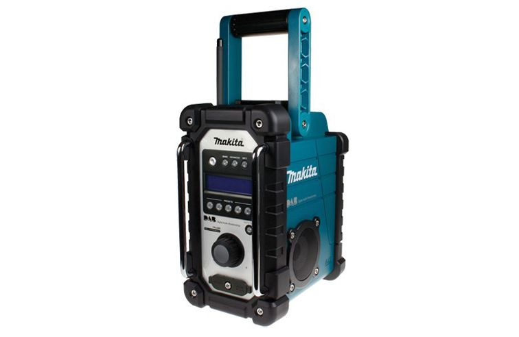 MAKITA BMR104 DAB JOB SITE RADIO