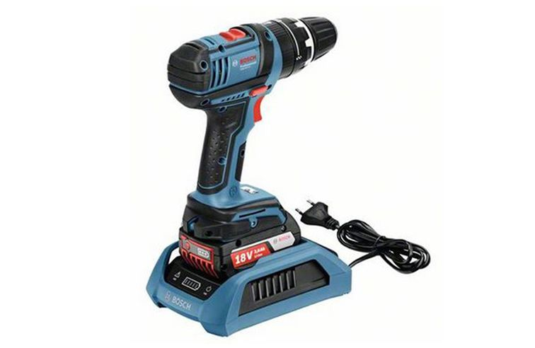 BOSCH GSB18V-LI 18V COMBI DRILL (WIRELESS CHARGING SYSTEM)