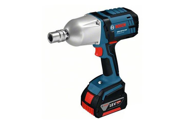 BOSCH GDS18V-LIHT CORDLESS IMPACT WRENCH 1/2' DRIVE (18V)