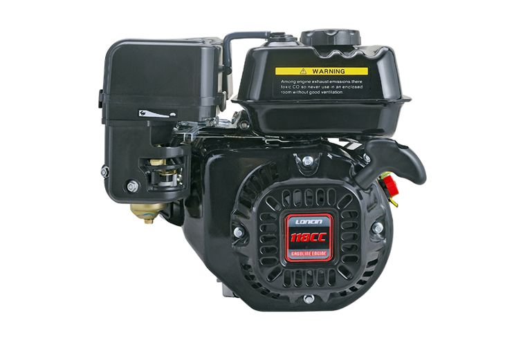 LONCIN G120F-M 3.5HP HORIZONTAL ENGINE