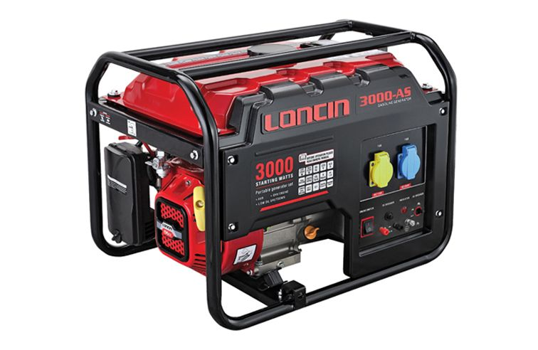 LONCIN LC3000-AS 2.3KW GENERATOR