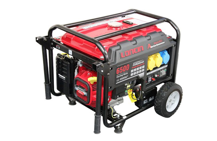 LONCIN LC6500D-AS 5.5KW GENERATOR