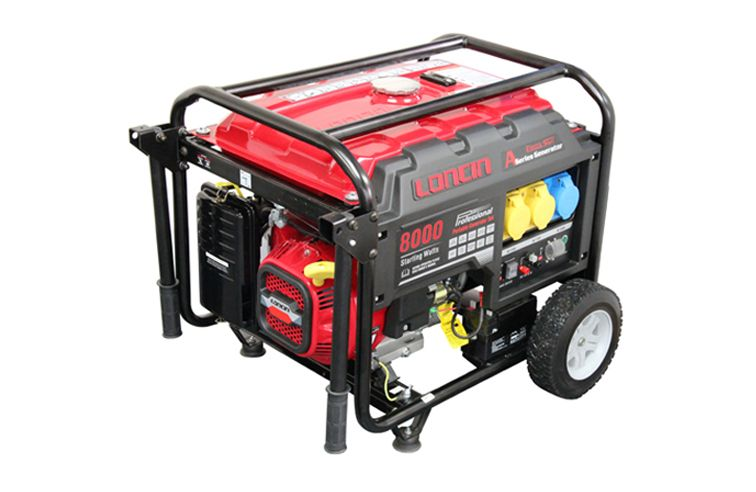 LONCIN LC8000D-AS 6.0KW GENERATOR