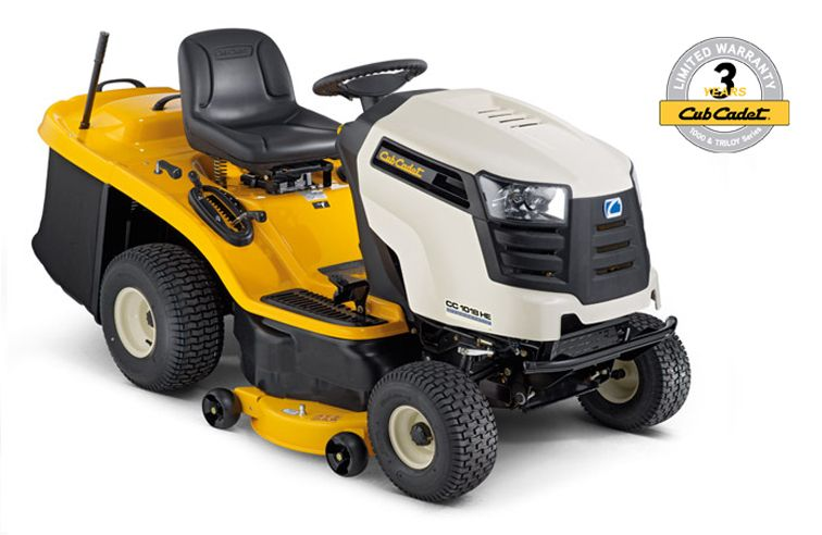 "CUB CADET CC1018HE 36"" DIRECT COLLECT GARDEN TRACTOR"