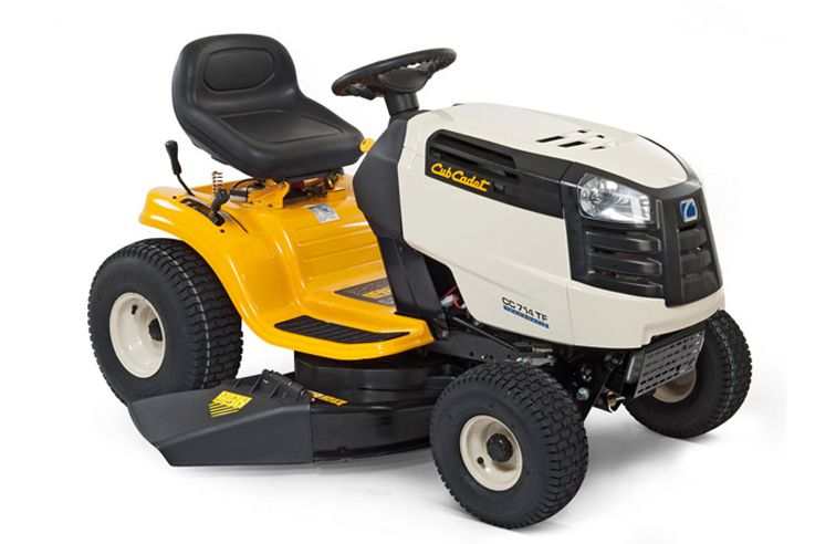 "CUB CADET CC714TF 38"" SIDE DISCHARGE GARDEN TRACTOR"