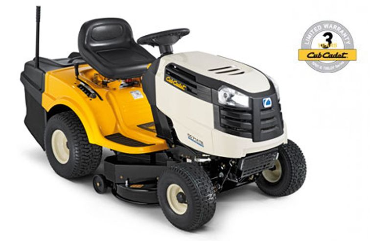 "CUB CADET CC714HE 36"" DIRECT COLLECT GARDEN TRACTOR"
