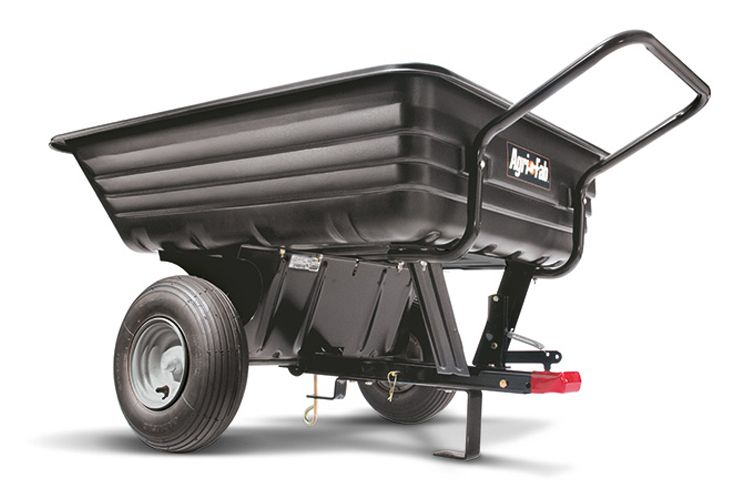 AGRI-FAB 45-0345 PLUSH DUMP TRAILER