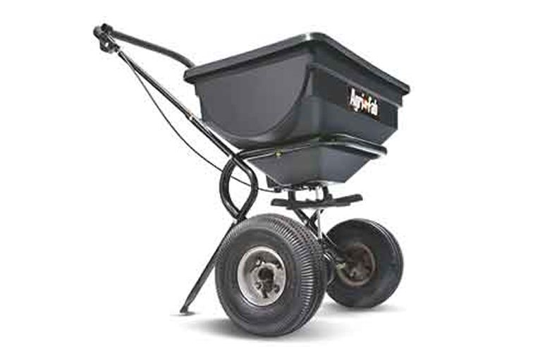 AGRI-FAB 45-0388 PUSH BROADCAST SPREADER