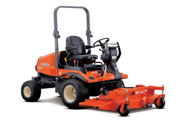 KUBOTA F3890 OUT FRONT MOWER