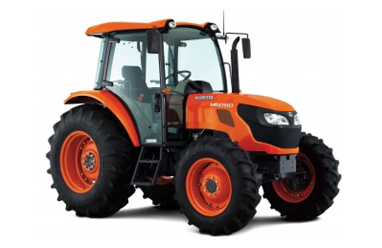KUBOTA M6060 AGRICULTURAL TRACTOR