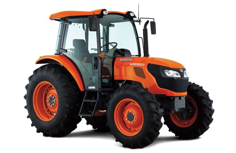 KUBOTA M8560 AGRICULTURAL TRACTOR