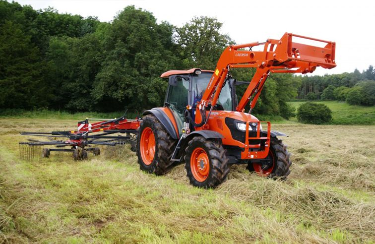 KUBOTA M9960 AGRICULTURAL TRACTOR