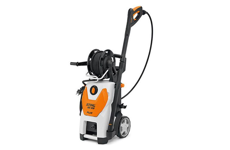 STIHL RE129 PLUS PRESSURE WASHER