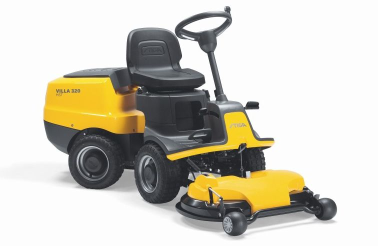 STIGA VILLA 320 HST RIDE ON MOWER