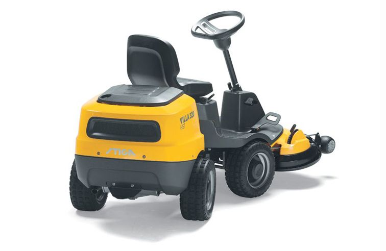 stiga villa 320 hst ride on mower medland sanders twose ltd mst rh mstgroup co uk