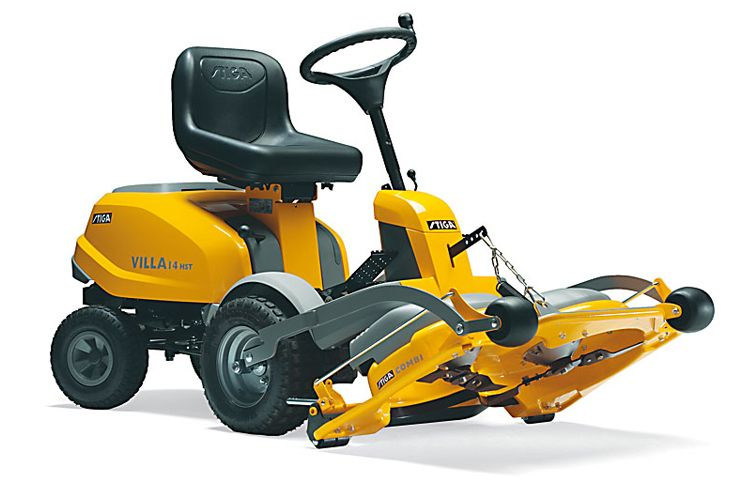 STIGA VILLA 14 HST RIDE ON MOWER