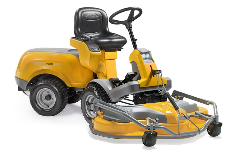 STIGA PARK 520 DP 2WD DIESEL RIDE ON MOWER