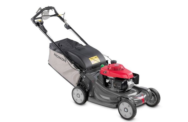 HONDA HRX 537 VY 53CM SELF PROPELLED LAWN MOWER