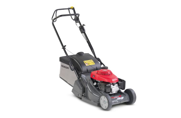 HONDA HRX 426 QX 42CM SELF PROPELLED LAWN MOWER WITH REAR ROLLER