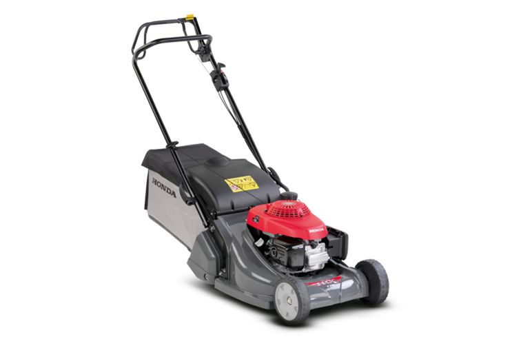HONDA HRX 476 QX 47CM SELF PROPELLED LAWN MOWER WITH REAR ROLLER