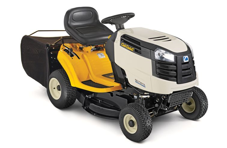 "CUB CADET CC714TC 36"" DIRECT COLLECT GARDEN TRACTOR"