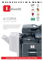 D-Copia 283MF Used