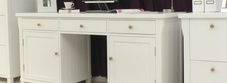 New England White Painted Furniture