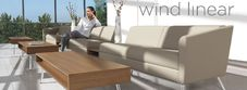 Wind Modular Seating