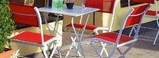 Outdoor Steel Furniture