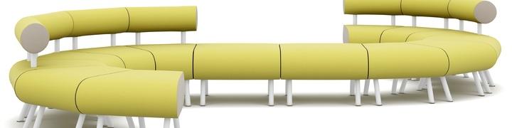 Toledo Bench Sofas