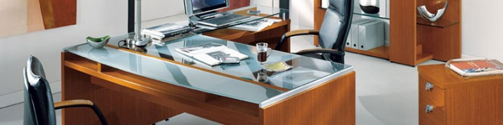 Washington Executive Glass Office Furniture