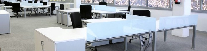 Vital Office Bench Desk System