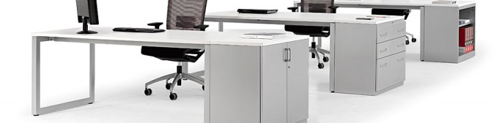 Vital Plus Office Bench Desk System