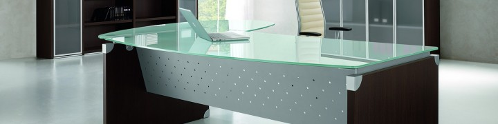 X66 Panel Glass Executive Furniture