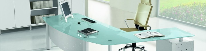 X3 Next Executive Glass Furniture