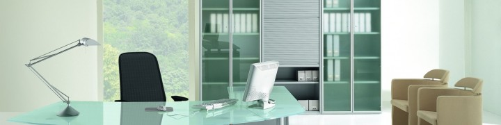 X3 Still Glass Executive Furniture