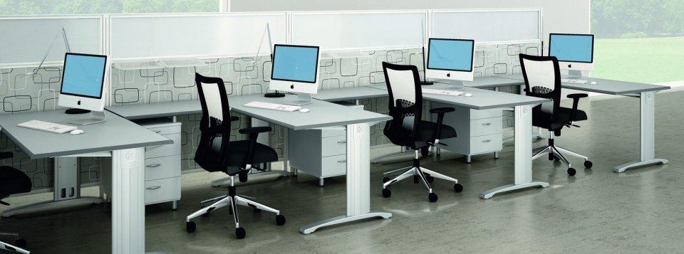 Modular Office Furniture Amp Open Plan Bench Desks