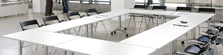 Travidio 80 Flip Top Conference Tables