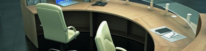 Avalon Reception Desks