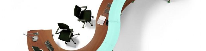 X-T Reception Desks