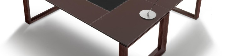 Astral Leather Boardroom Tables
