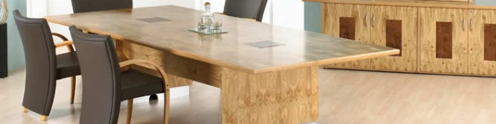 Atlantic Veneered Boardroom Tables