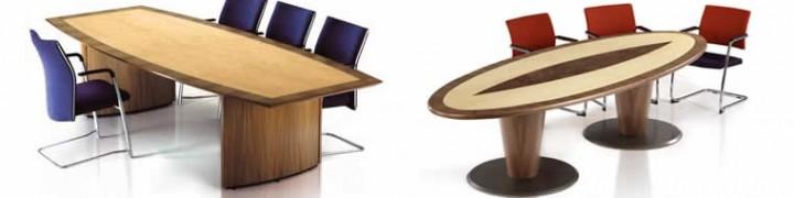 Oracle Veneer Boardroom Tables